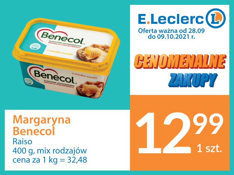 Margaryna Benecol